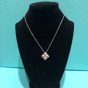 Authentic Tiffany & Co. Fiori Flower Pendant